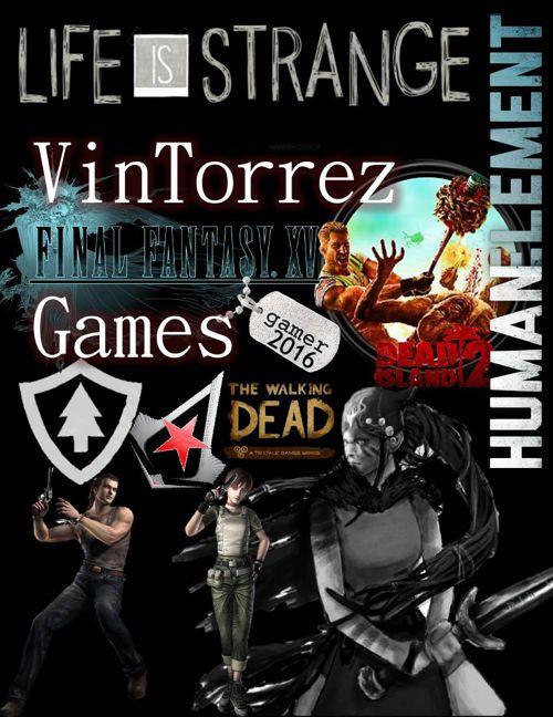 VinTorrez Games