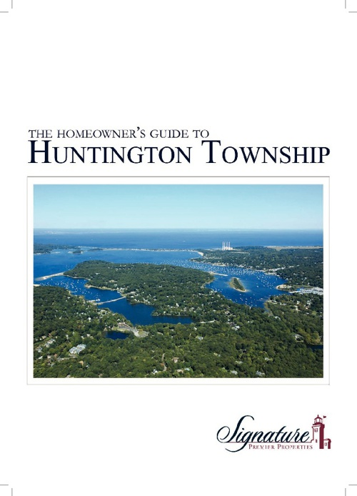 Homeowner's Guide to Huntington Township ( Company Magazine )