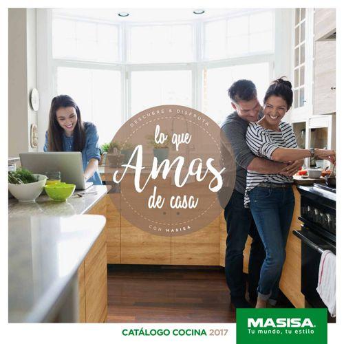 Catalogo Masisa Cocinas 2017