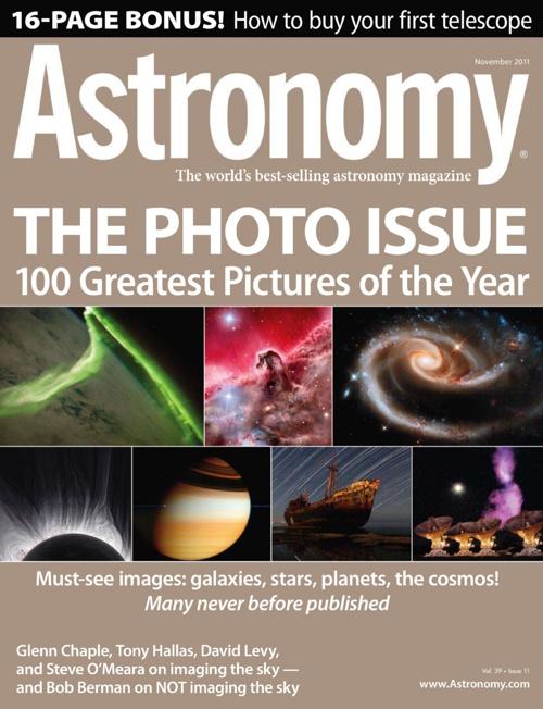 Astronomy 2011