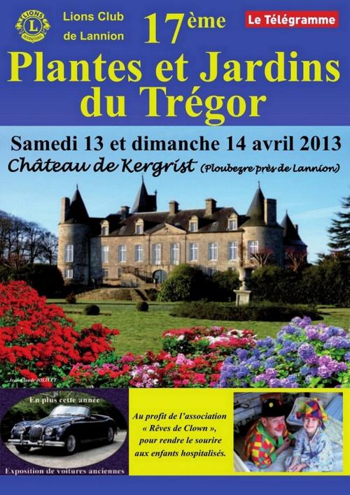 Plantes et Jardins du Trégor 2013