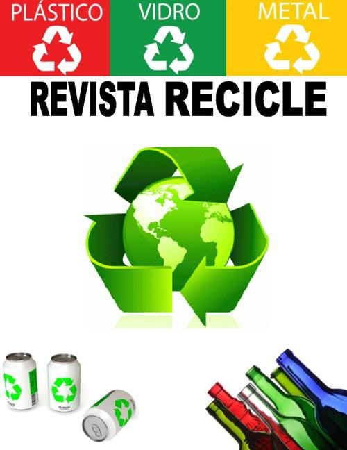 Trabalho interdisciplinar - Reciclagem