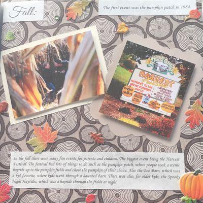 Reilly's Garden Center at Summer Seat Farm Scrapbook Part. 2