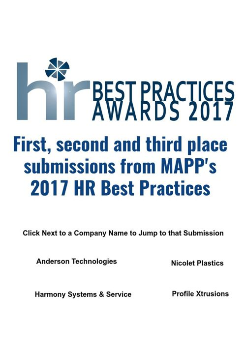 HR Best Practices Submissions