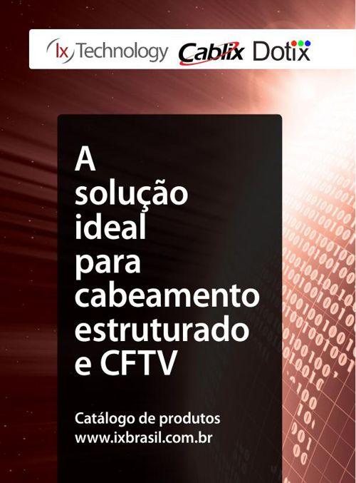 Catálogo Ix Technology - Brasil