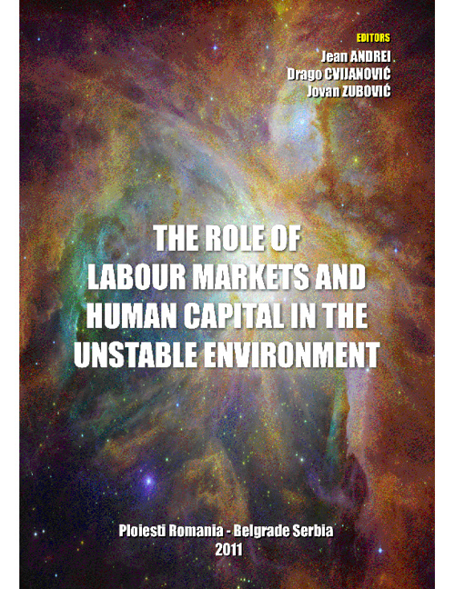 The Role Of Labour Markets And Human Capital