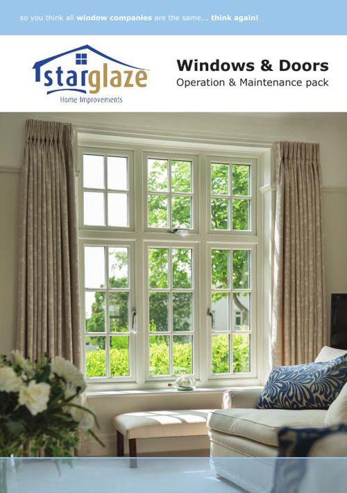 Starglaze Care & Maintenance Brochure