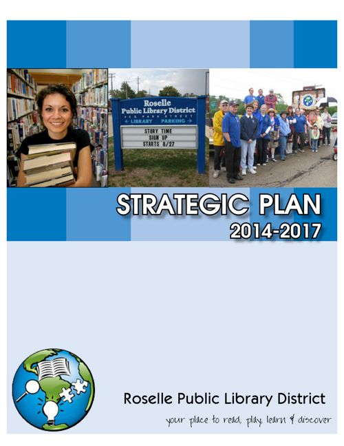 Roselle Public Library Strategic Plan 2014-17