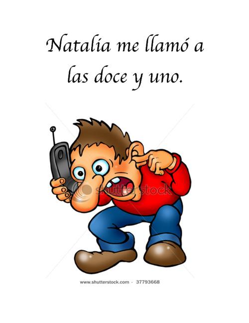 Natalia es malo
