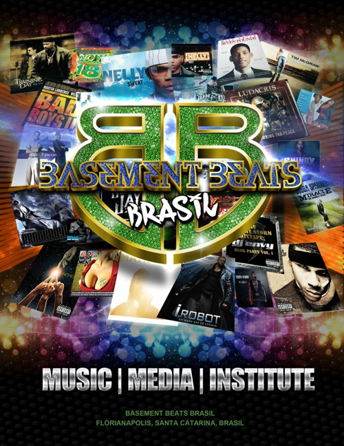 Basement Beats Brasil Full Investor/Marketing Kit 2013