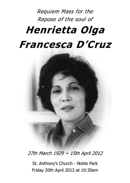 Olga D'Cruz