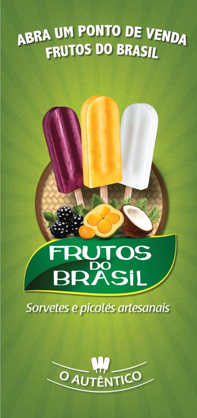 Ponto de Venda Frutos do Brasil