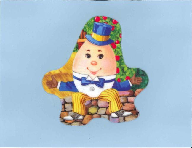 Mrs. Johnson - Humpty Dumpty