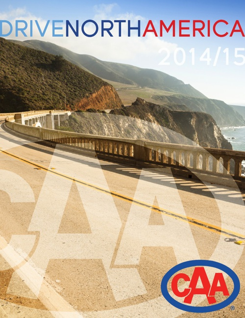 CAA DriveNorthAmerica 2014-15
