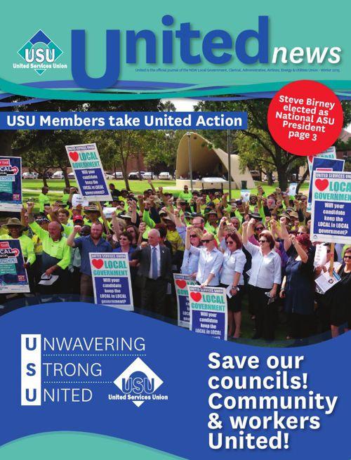 United magazine Winter 2015