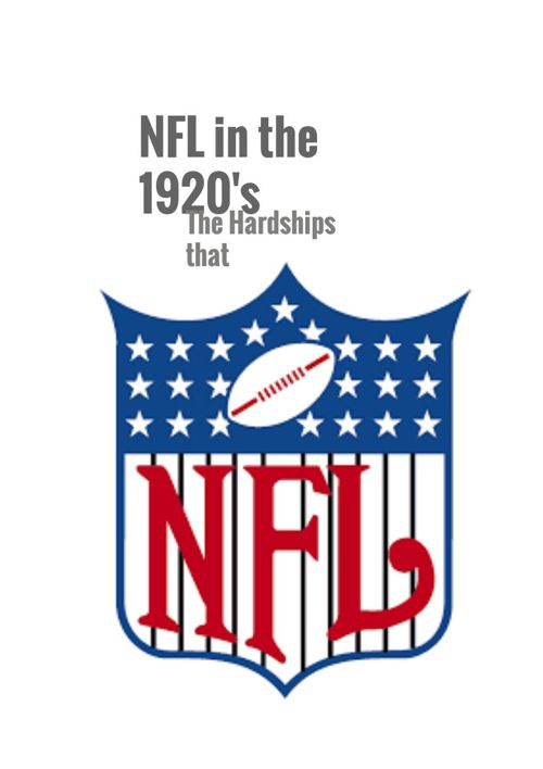 NFL in the 1920's