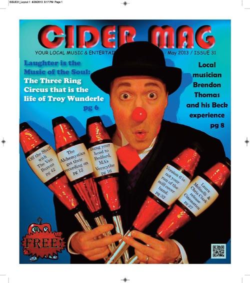 Cider Mag - May 2013