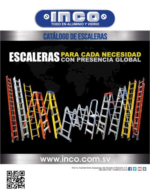 Escaleras INCO