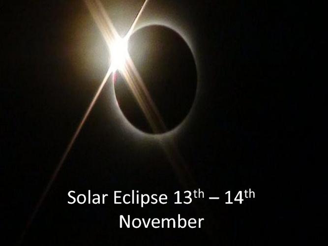 Australian Solar Eclipse