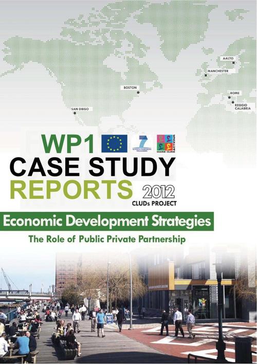 Work progress - WP1 case study reports