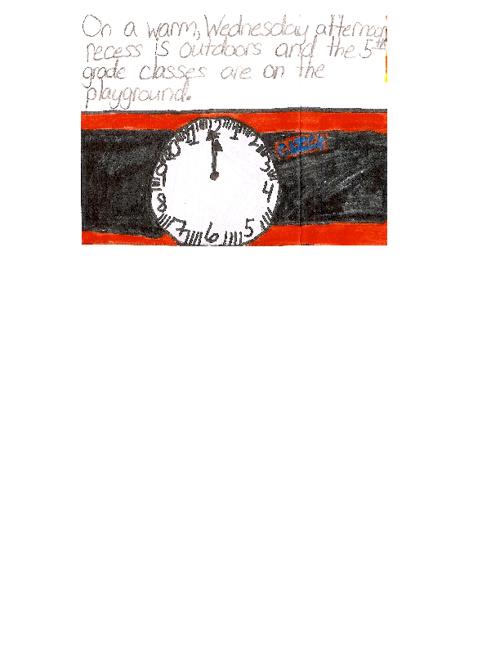 Patrice Washington's Flip Graphic Novel