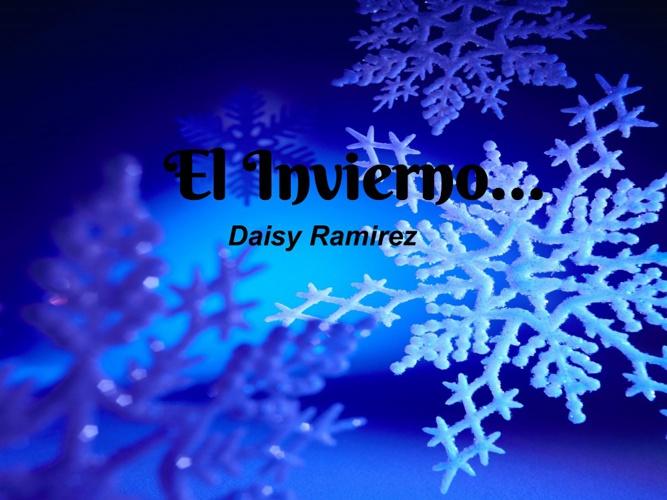El Invierno - Daisy Ramirez