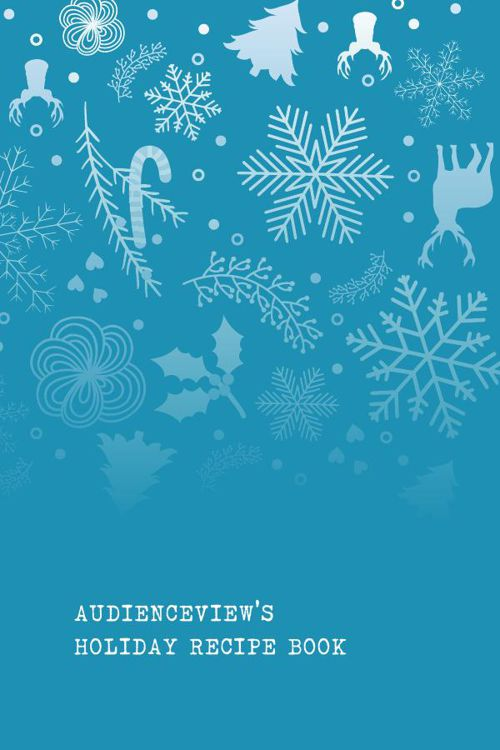 AudienceView 2015 Holiday Recipe Book