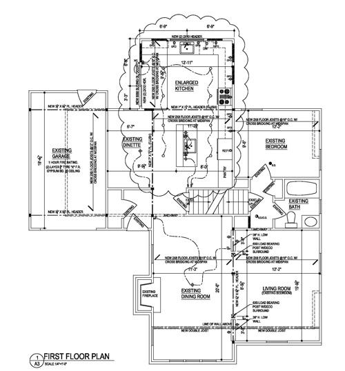 675 Ogden Ave, Teaneck Plans
