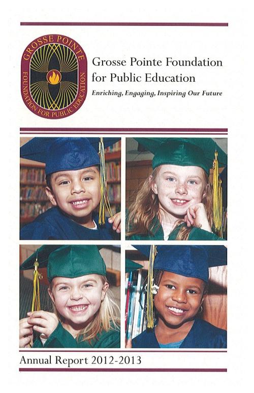 GPFPE 2012-2013 Annual Report