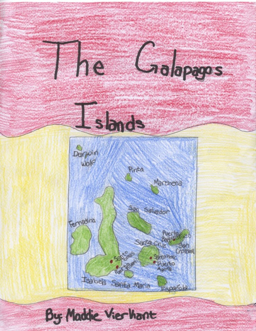 Maddie Vierkant's Galapagos Islands Ebook