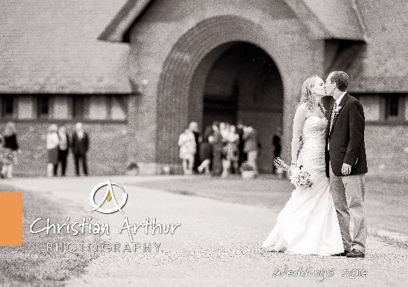 Christian Arthur Photography - Weddings 2013