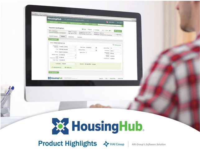 Housing Hub - Product Highlights