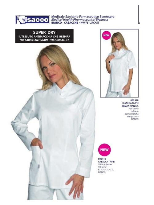 Abbigliamento Sanitario Casacche 1