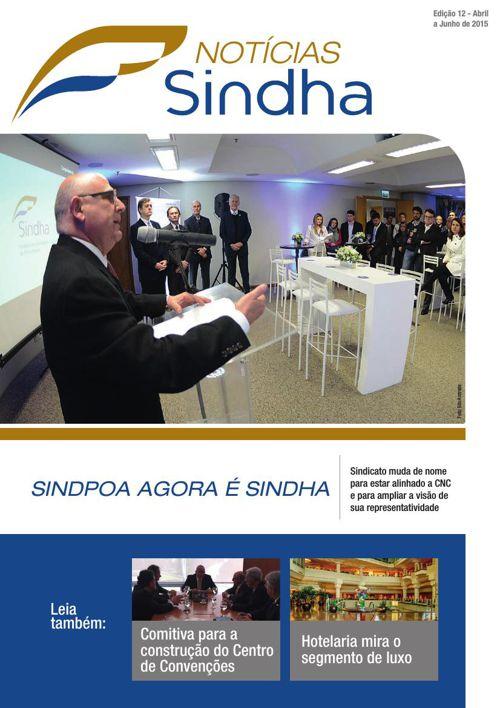 Edição 12 - Abril a Junho de 2015