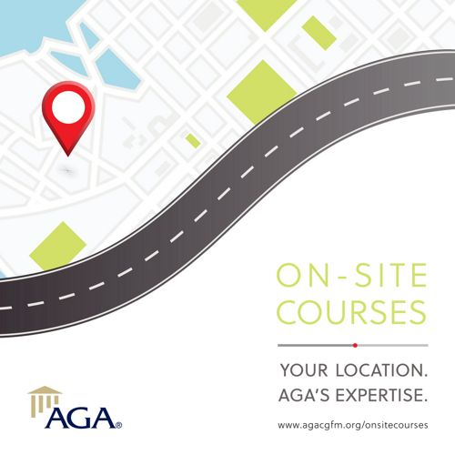 AGA On-site Courses