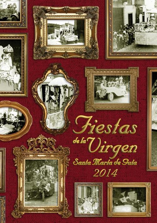Programa de Las Fiestas de La Virgen 2014