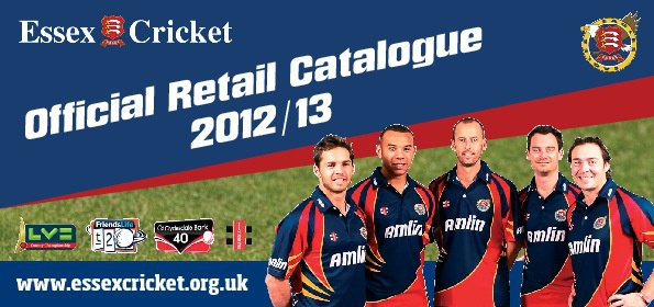 Essex Cricket Official Retail Catalogue 2012/13