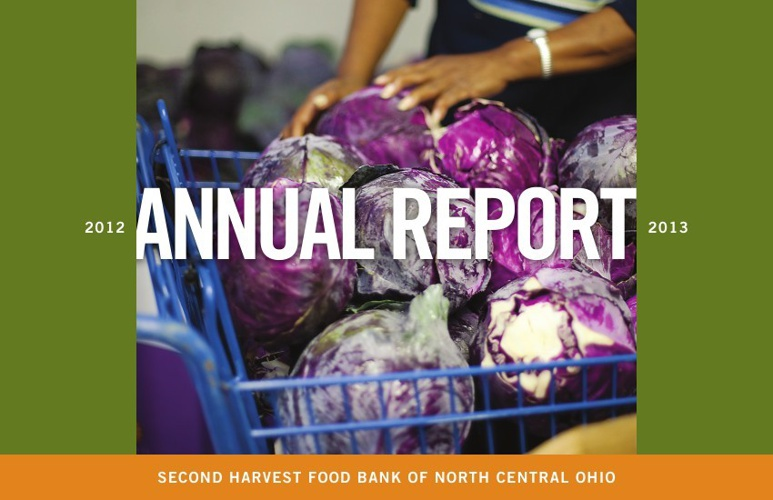Second Harvest Annual Report FY 2012/13