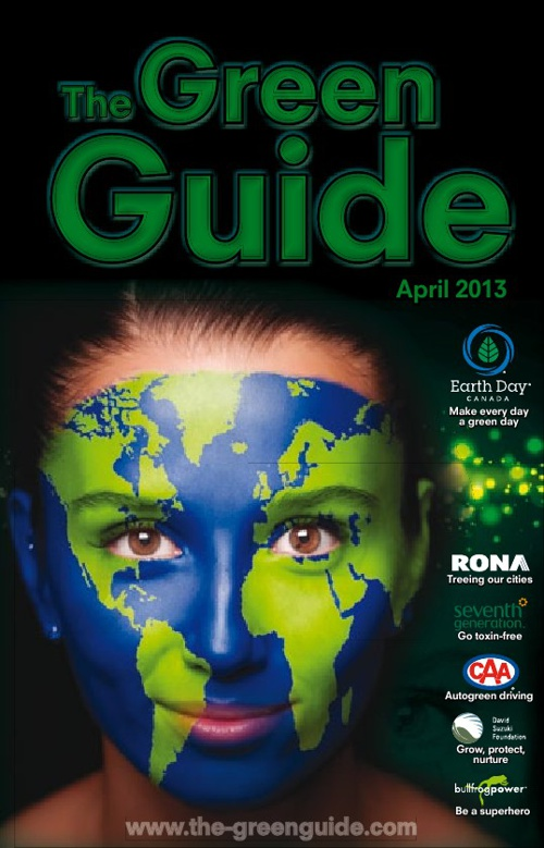 The-greenguide. April 17th, 2013