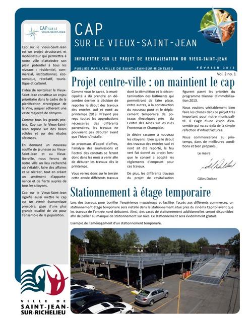 Cap sur le Vieux-Saint-Jean