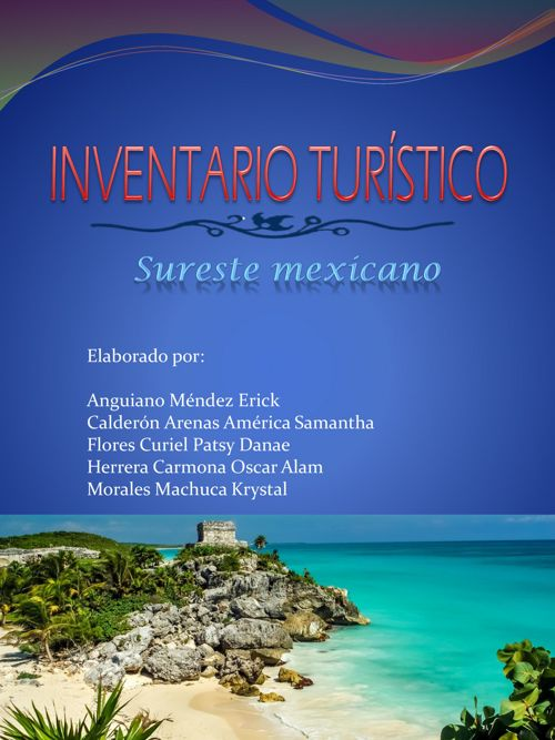 SURESTE MEXICANO - copia