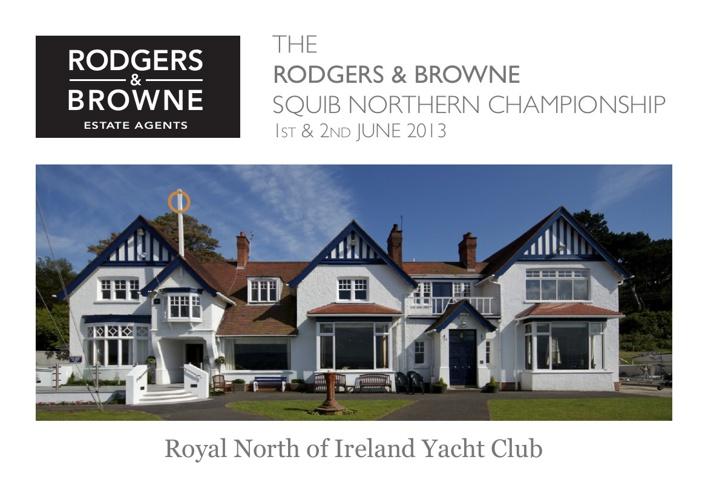 Rodgers & Browne Squib Northern Championship 2013