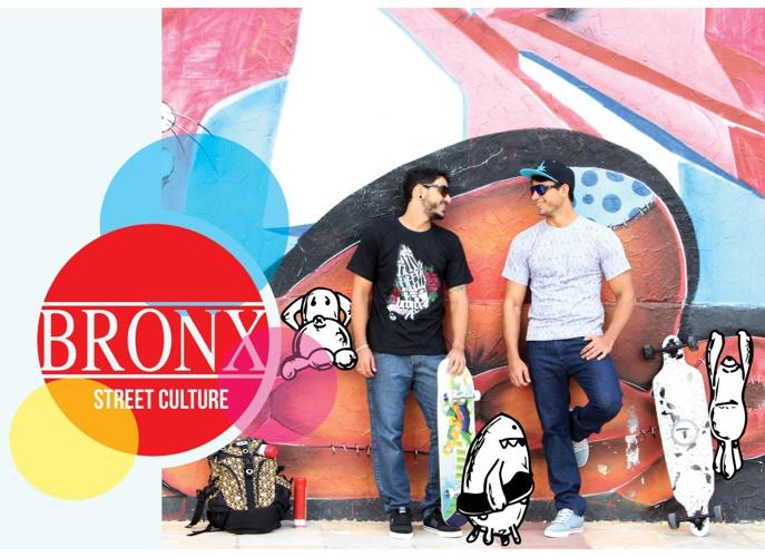 Catálogo Bronx Street Culture