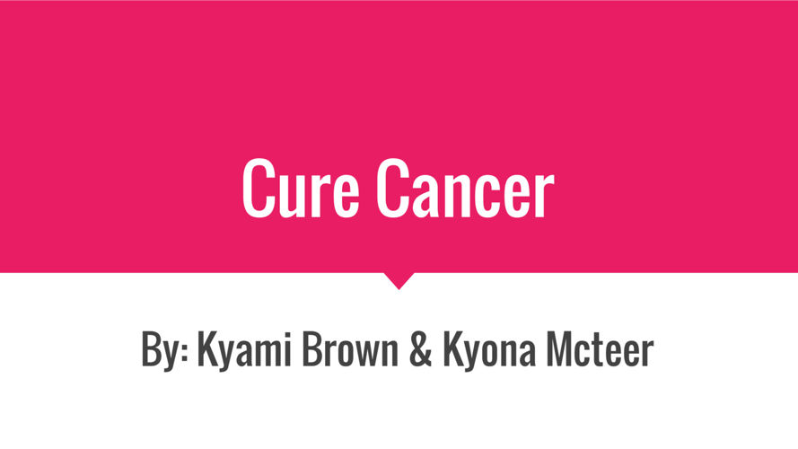 Cure Cancer  (1)