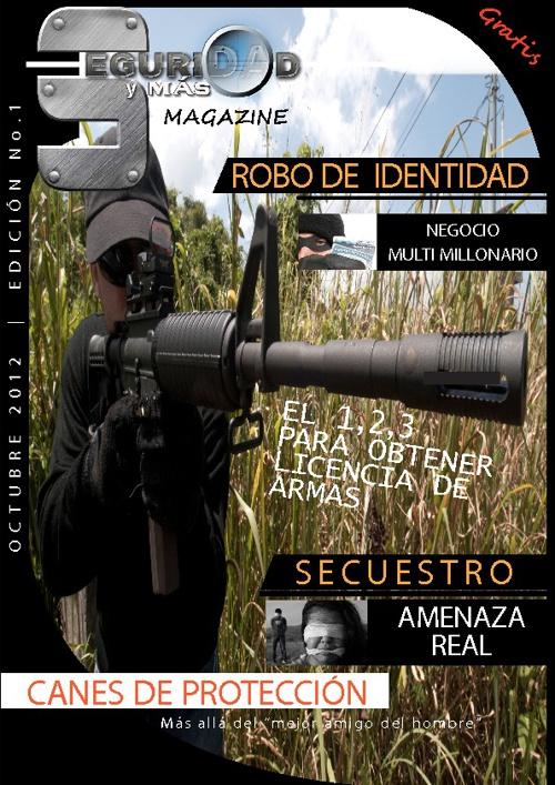 Seguridad y Mas Magazine