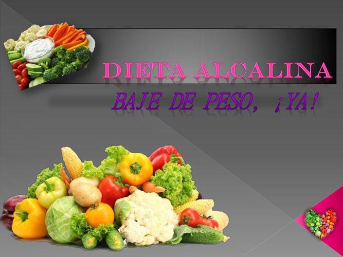 alkaline Diet, official PPT.