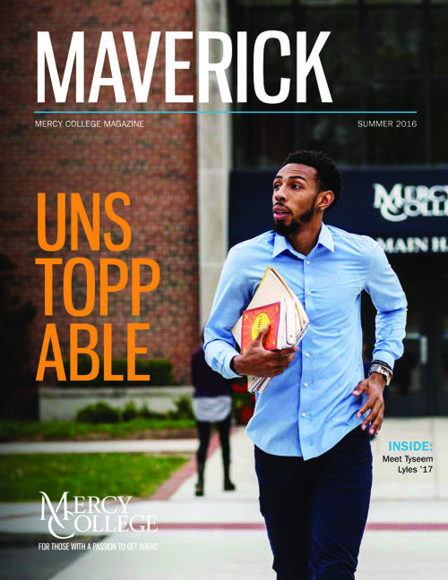 Mercy Maverick Magazine Summer 2016 Edition
