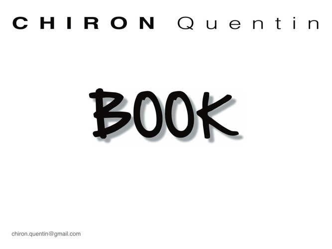 Copy of Book de Chiron Quentin