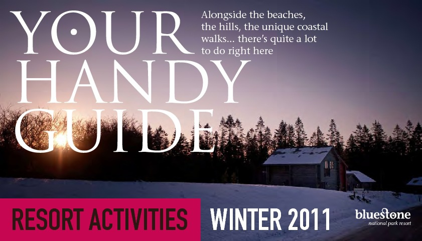 Winter Activities Handy Guide