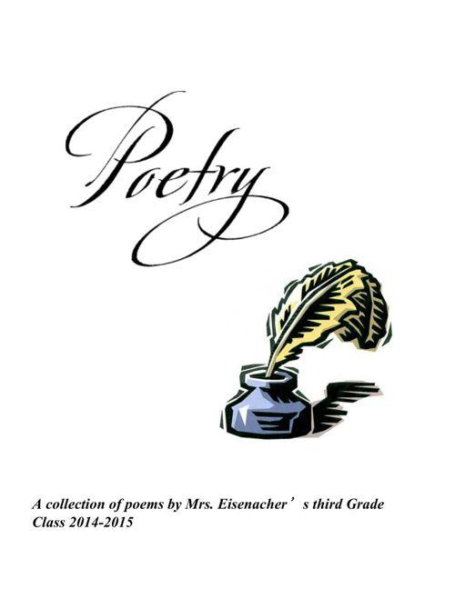 Poems 2014-2015